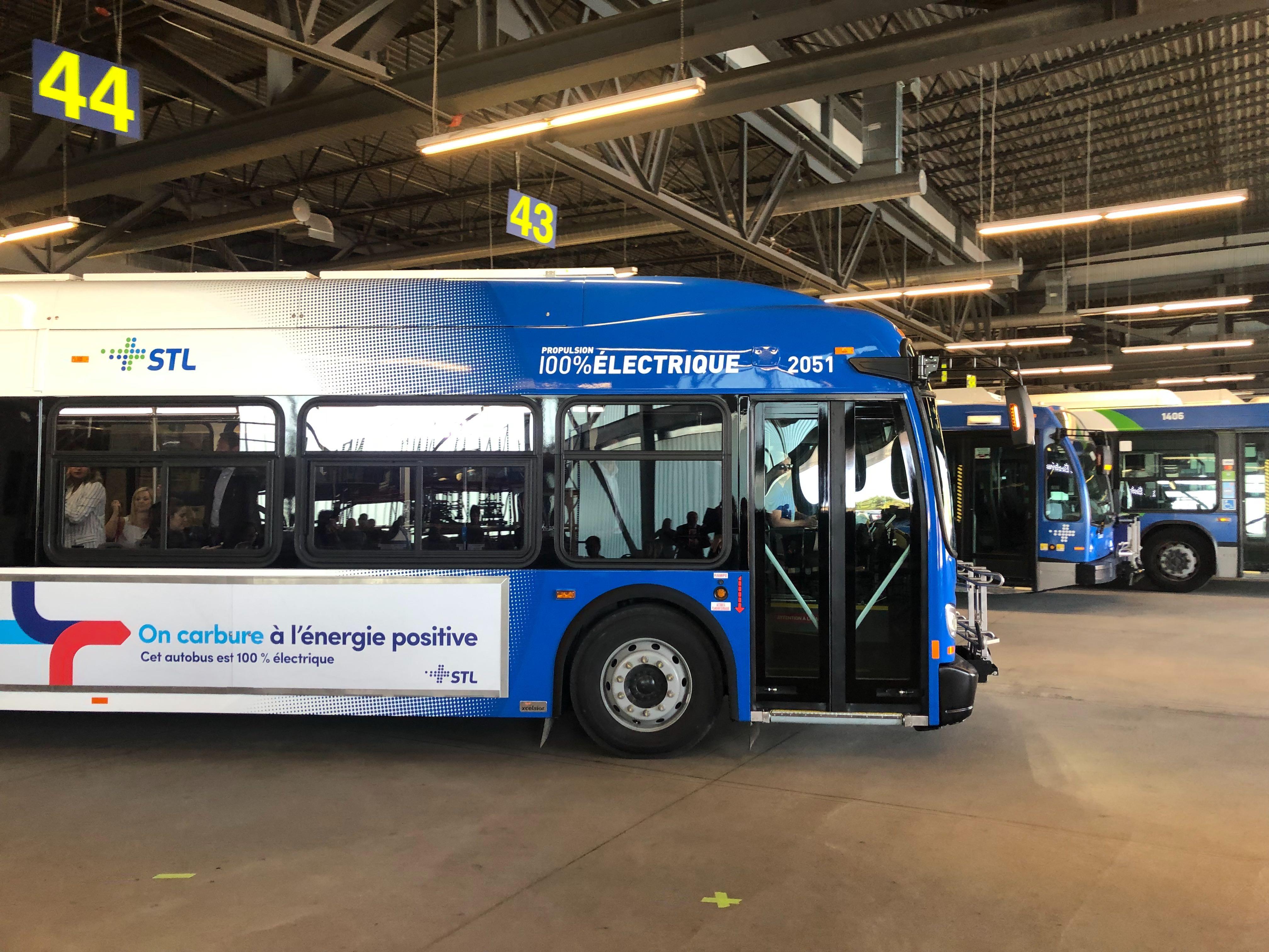 Électrification des transports: une dose d'énergie pour l'économie du Québec