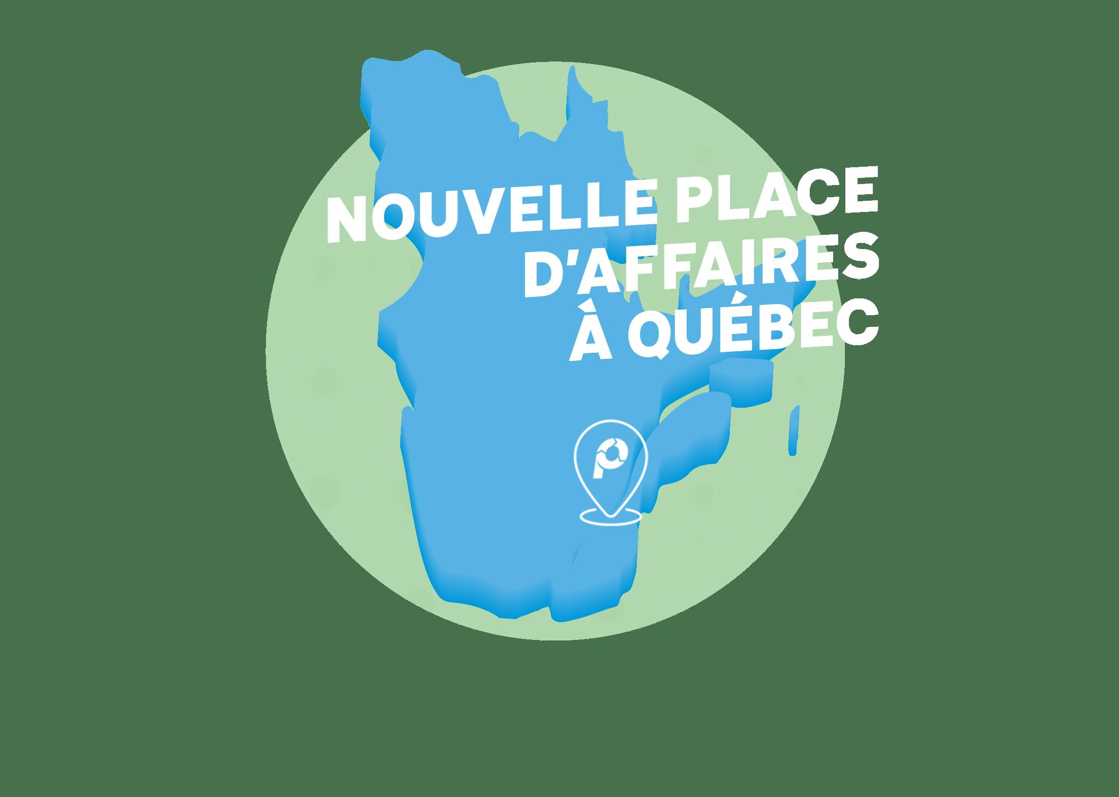 Propulsion Québec s'installe de façon permanente à Québec