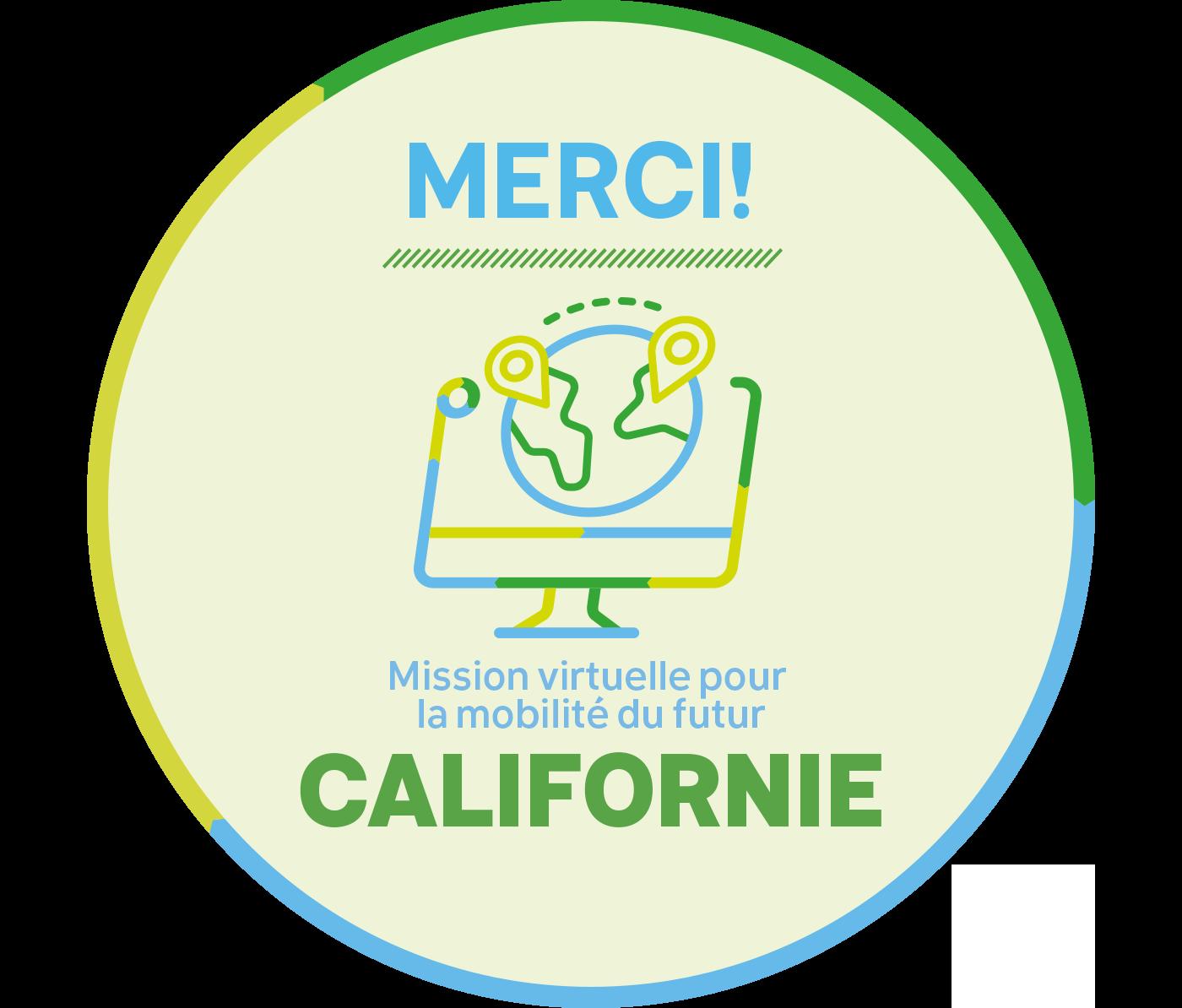 Mission virtuelle pour la mobilité du futur en Californie