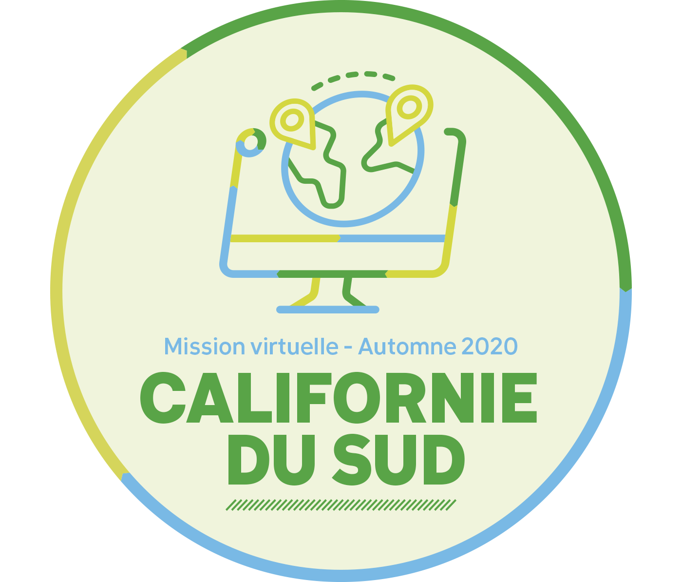NOUVELLE MISSION VIRTUELLE À VENIR - CALIFORNIE DU SUD
