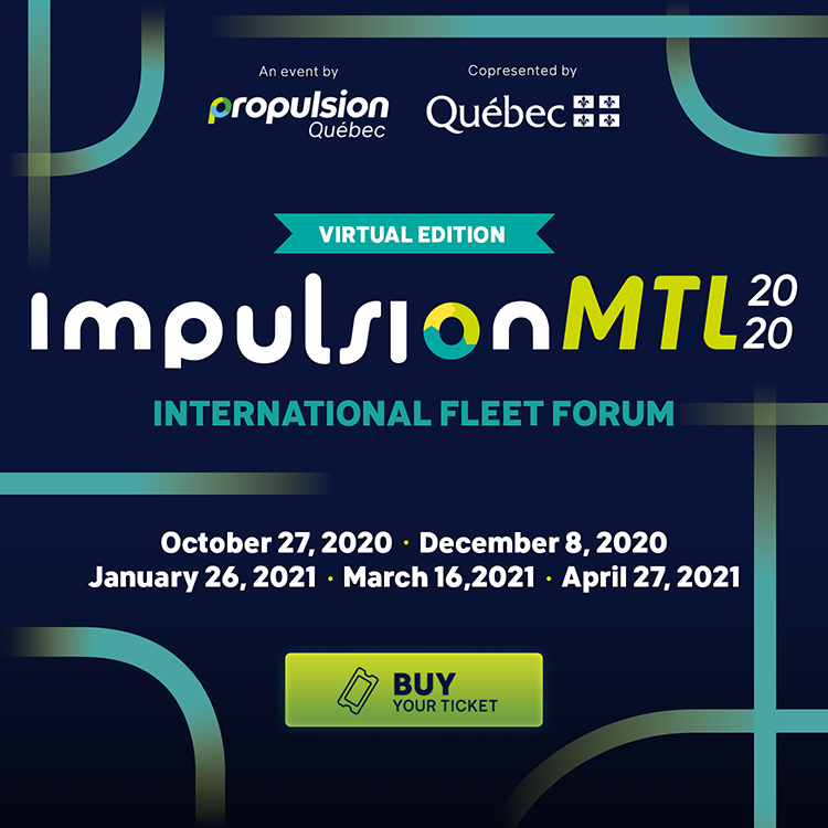 IMPULSION MTL 2020 - Virtual Edition