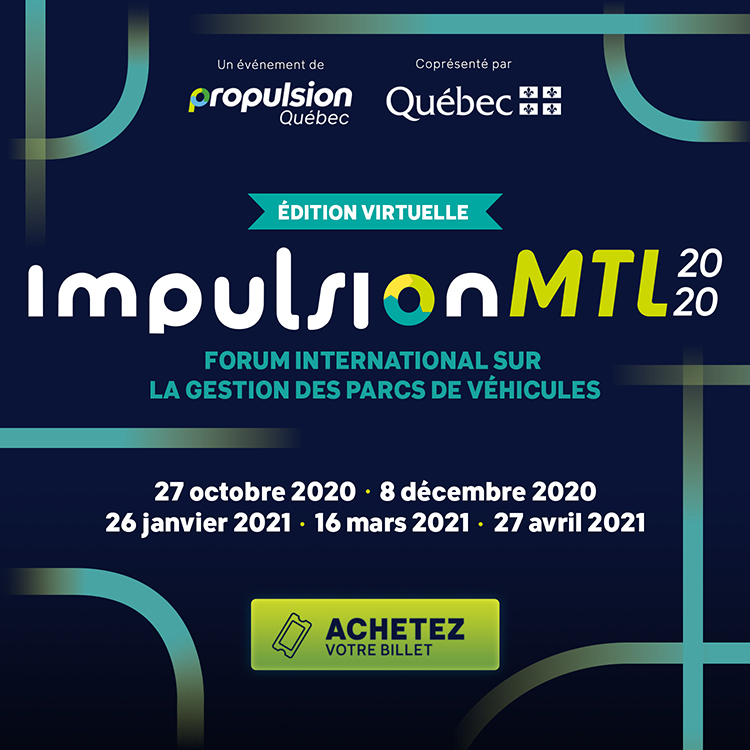 IMPULSION MTL 2020 - Edition virtuelle