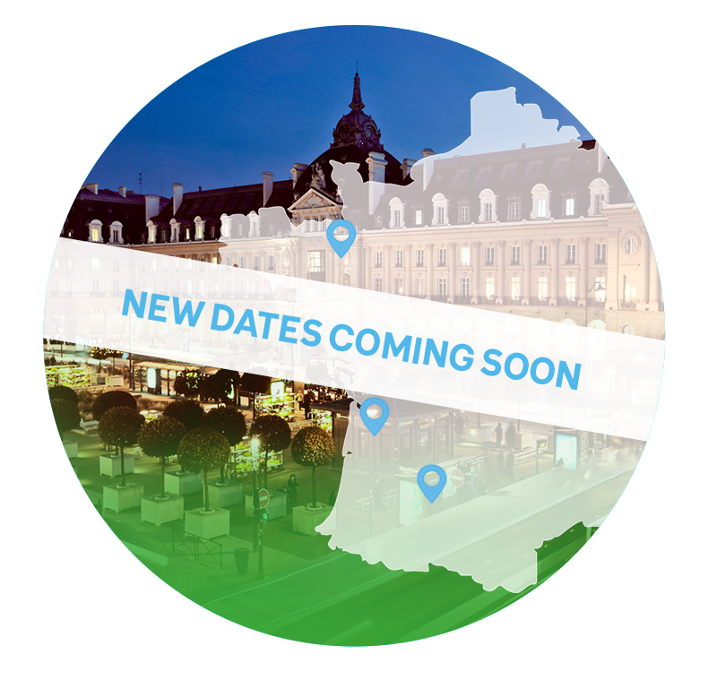 NEW VIRTUAL MISSION COMING SOON : FRANCE
