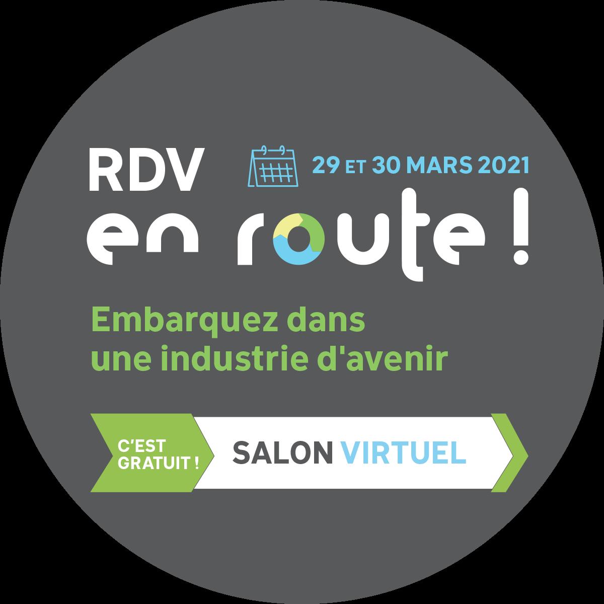 Salon virtuel des carrières et de la formation en transports électriques et intelligents